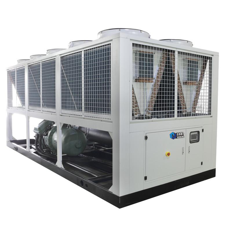 风冷螺杆式热泵机组_螺杆式风冷热泵机组|上海诺冰冷冻机械有限公司